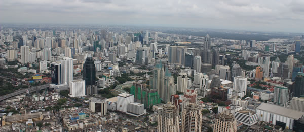 Bangkok @ 84th floor